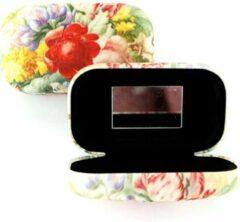 Rode LANZFELD Lipstick-lens-reis doosje, Bloemstilleven, Henstenburgh