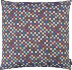 Paarse The Cushion Shop Block Small purple - Sierkussen - 44x44 cm