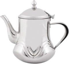 Zilveren Bama Theepot Ripples - 2 liter
