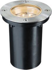 LED inbouw buitenlamp 1.2 W Energielabel: LED (A++ - E) Warm-wit Paulmann 93788 Zilver-grijs