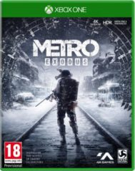 Deep Silver Metro Exodus Day One Edition - Xbox One