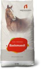 Voermeesters Basis Muesli - Paardenvoer - 15 kg