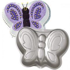 Grijze Bakvorm vlinder - 27.5cm - Wilton