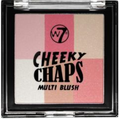 Roze W7 Cheeky Chaps Multi Blush Hot Gossip