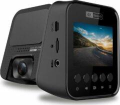Zwarte Allcam T810 4K Ultra HD 1CH Wifi GPS dashcam voor auto