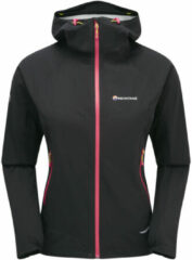 Montane - Women's Minimus Stretch Ultra Jacket - Joggingjack maat 34 zwart