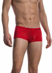 Rode Boxers Olaf Benz Shorty RED1201