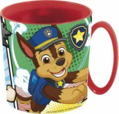 Rode Nickelodeon Paw Patrol 350ML Mok BPA vrij