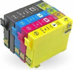 Cyane MediaHolland Huismerk Cartridges voor Epson 34XL T3471 t/m T3474 Set van 5 stuks