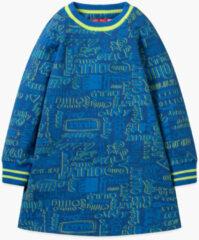 Blauwe Oilily Hippel jurk