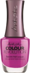 Roze Artistic Nail Design Colour Revolution 'Don't Be Shady'