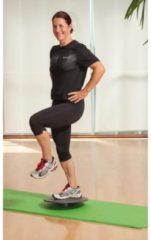 Grijze Schildkrot Fitness Schildkröt Fitness Balanceboard - Doorsnee 39.5 cm - Plastic - Groen/Antraciet