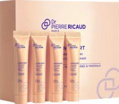 Dr. Pierre Ricaud - 4-weekse vitaliteitskuur - Luminexpert - Stralende mooie huid door lichte complexen - Expresskuur voor meer energie & vitaliteit - Gezichtsverzorging voor vrouwen - 4 buisjes van 10 ml