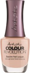 Naturelkleurige Artistic Nail Design Colour Revolution 'Peach Whip'