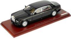 Rolls-Royce Rolls Royce Phantom EWD Sedan 2012 Black
