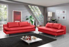 Places of Style Garnitur, bestehend aus 2- und 3-Sitzer