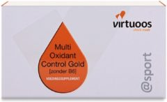 VIRTUOOS - MULTI OXIDANT CONTROL GOLD (zonder B6)