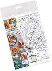 Boeketbinderij.be Info Notes IN-8722-08 Creative Kleurvel A5 Colour & Relax Voor Volwassenen