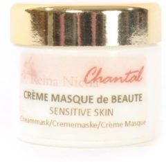 Witte Www.chantalcosmetiques.com Creme Masque de Beaute - 50ml sensitive skin Reina Nicha Chantal