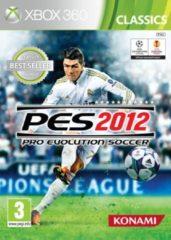 Konami Pro Evolution Soccer 2012 /X360