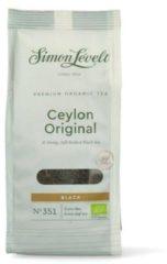 Simon Levelt Premium Organic Tea Ceylon Original 90 gr