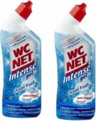 WC NET Intense - Gel - Ocean Fresh - 2 x 750ml