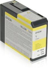 Gele Epson inktpatroon Yellow T580400