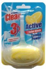 At Home Clean Toiletblok Lemon - 40 gram
