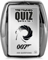 Top Trumps Quiz 007 James Bond (Engelstalig)
