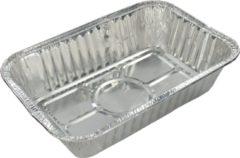 Merkloos / Sans marque 1000x Bak, Aluminium, 750ml, 203x138x45mm, aluminium