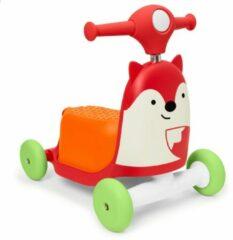 Skip Hop 3-in-1 Ride on Toy Fox