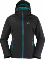 Zwarte Eider Lhassa Jacket - dames - 3-in-1 winterjas