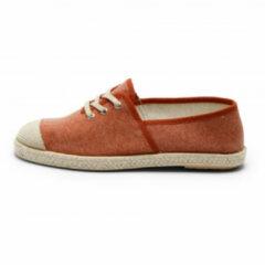 Grand Step Shoes - Women's Eve - Sneakers maat 37, bruin/beige/rood