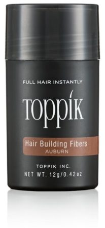 Afbeelding van Toppik - Hair Building Fibers - Auburn - 3 gr