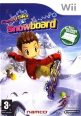 Bandai Namco Family Ski & Snowboard