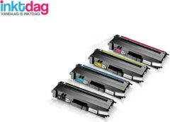 Cyane Inktdag huismerk toner cartridge voor Brother TN-326 TN-326BK TN-326C TN-326M TN-326Y voor DCP-L8400CDN DCP-L8450CDW HL-L8250CDN HL-L8350 HL-L8350CDW MFC-L8650CDW MFC-L8850CDW 4 stuk Set