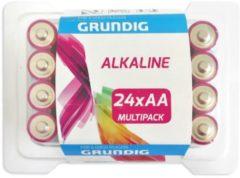 Grundig Batterijen AA - 24 stuks