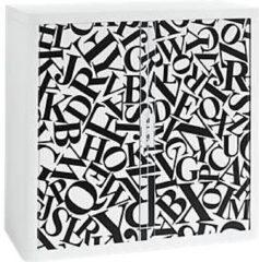 Paperflow Rollladenschrank, verschiedene Motive, Höhe 1040 mm
