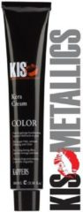 KIS - Color - KeraCream Metallics - Graphite - 100 ml