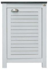 Fonteyn | Buitenkeuken Module 1 deurs kast Fresh White