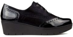 Zwarte Nette schoenen Kroc S CHAROL