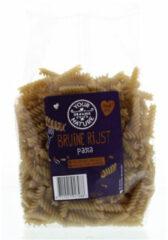 Your Organic Nat Bruine rijst pasta glutenvrij 500 Gram
