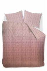 Rode Beddinghouse Marmore - Dekbedovertrek - Lits-jumeaux - 240x200/220 cm + 2 kussenslopen 60x70 cm - Terra