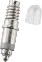 Zilveren Schwalbe Dunlop Valve Insert - Binnenbanden