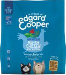 Edgard & Cooper Verse scharrelkip & MSC-witvis Brok - Voor senior katten - Kattenvoer - 1.75kg