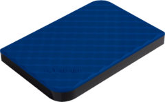 Verbatim Draagbare vaste Store 'n' Go-schijf met USB 3.0 van 1 TB - Blauw