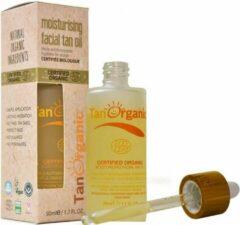 TanOrganic Facial Hydraterende zelfbruiningsolie