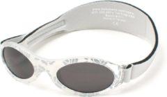 Banz - UV-beschermende zonnebril voor kinderen - Bubzee - Zilver blad - maat Onesize (2-5yrs)