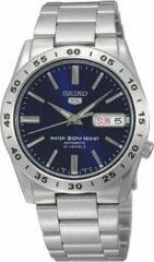 Seiko SNKD99K1 - Horloge - 37 mm - Zilverkleurig - Automatisch uurwerk