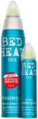 Tigi Bed Head Masterpiece Hairspray Duo 340 ml + 79 ml GRATIS
